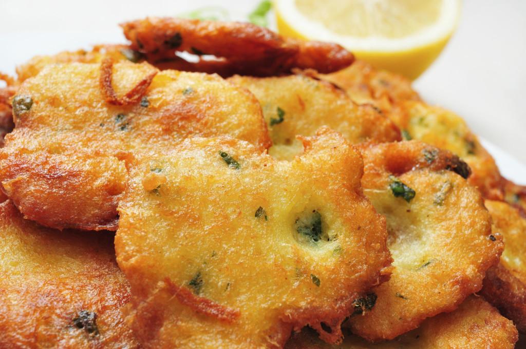 Frittelle di bianchetti ricetta unadonna for Ricette veloci secondi piatti