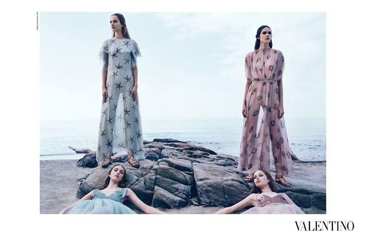 I look trasparenti di Valentio: sembrano le sirene di Ulisse