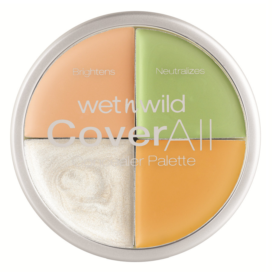 CoverAll Concealer Palette di Wet n Wild