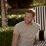 Foto Calvin Harris nel video di Summer