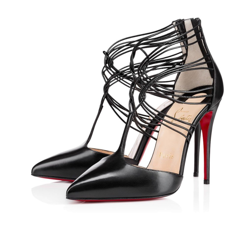 Louboutin Confusa's pointed toe