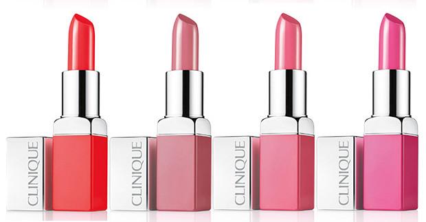 Clinique Pop Colour_la nuova collezioni di lipstick
