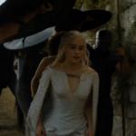 Foto Emilia Clarke in Game of Thrones