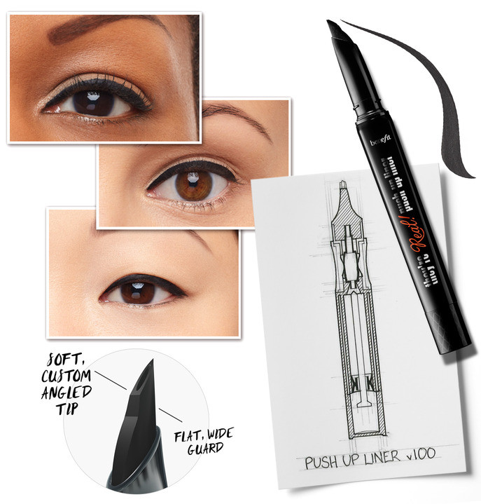 They're Real! Push-up liner Eyeliner-gel di Benefit (25,50 €)
