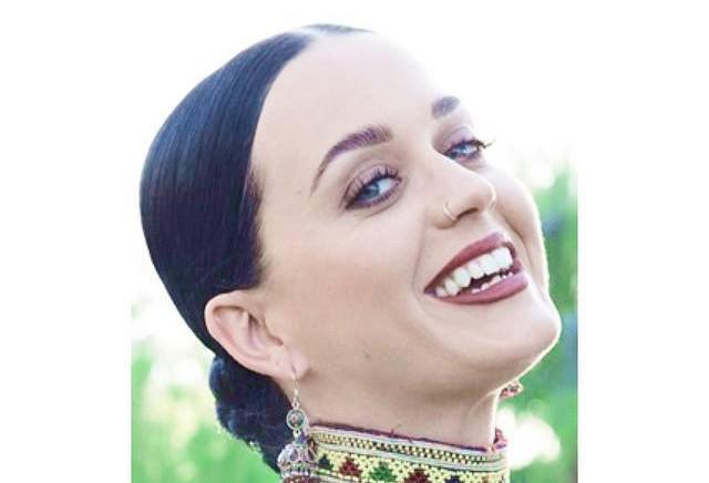 Classico Chignon per Katy Perry