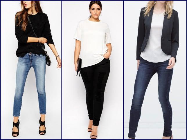 In ufficio con i jeans idee outfit | UnaDonna