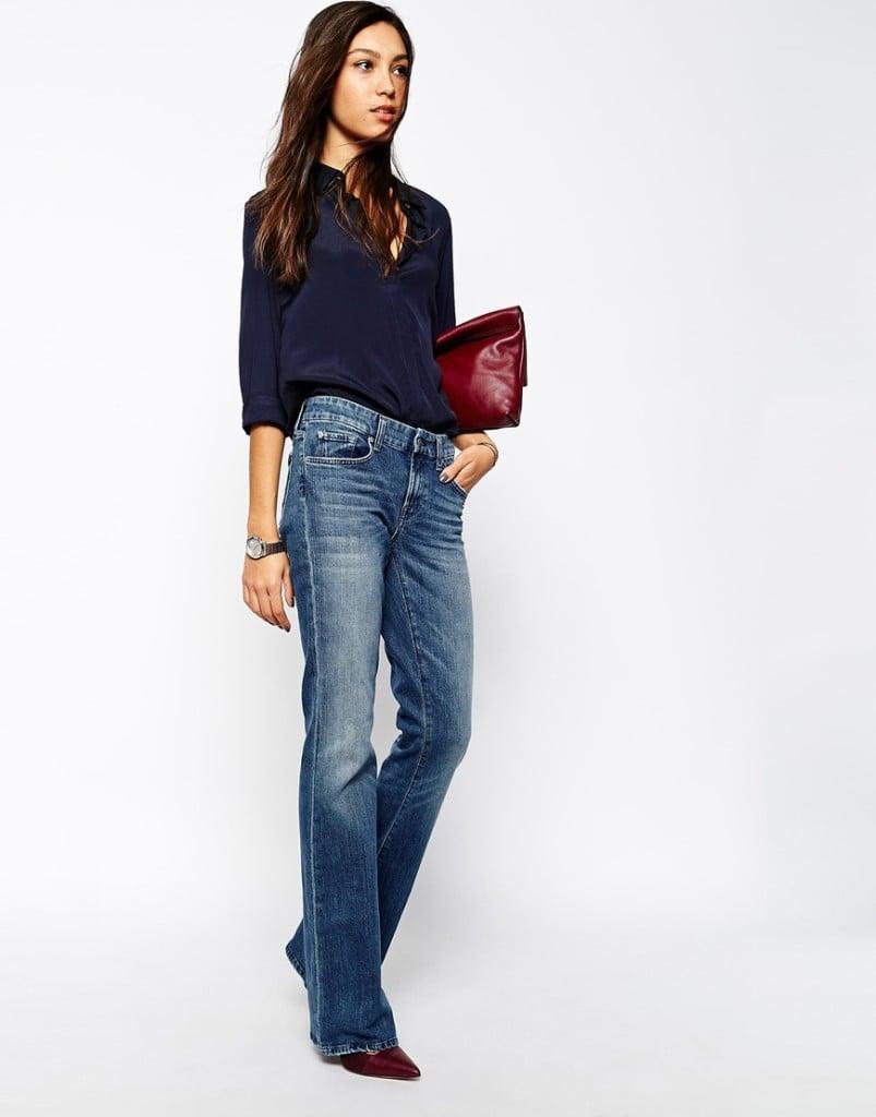 In ufficio con i jeans idee outfit unadonna for Outfit ufficio 2018