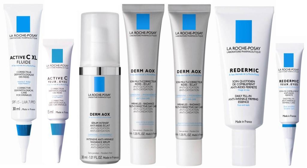 Anche per quanto riguarda la skincare e l'idratazione la Roche-Posay ha una gamma molto vasta di prodotti