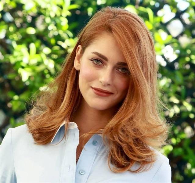 Miriam Leone capelli mossi