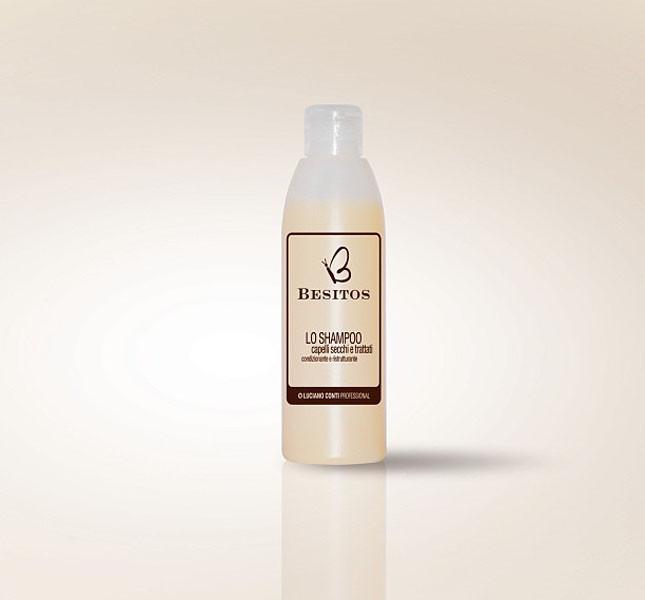 Shampoo Capeli Secchi Besitos