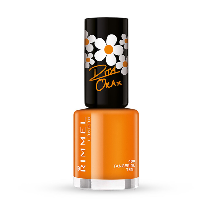 Tangerine Tent per chi ama il colore dei mandarini...