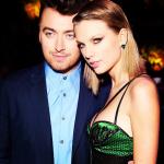 Foto Taylor Swift e Sam Smith