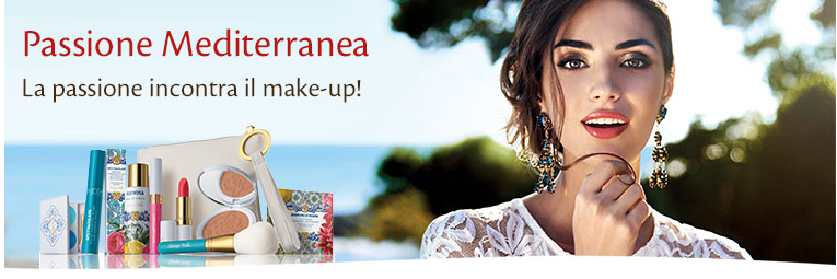 Mediterranea Makeup made in italy e nichel tested