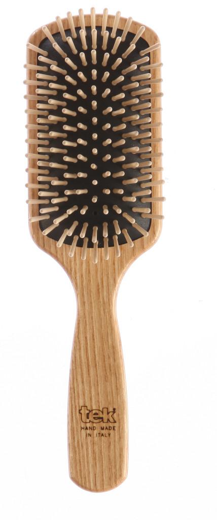 Spazzola per capelli lisci e lunghi