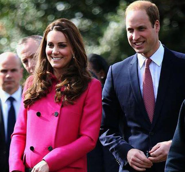 La coppia reale: Kate e William