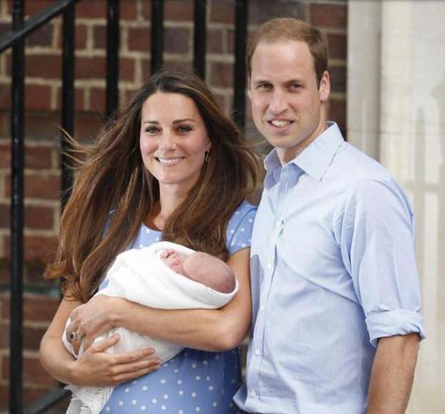 Kate Middleton e William di nuovo genitori