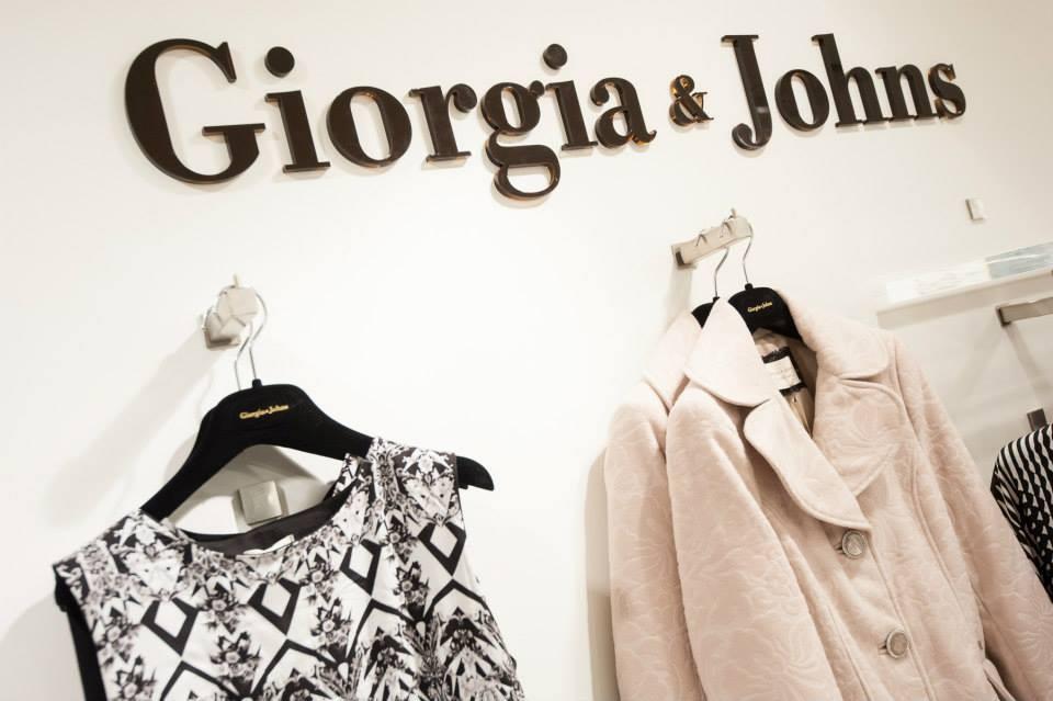 Collezione primavera estate 2015 Giorgia & Johns