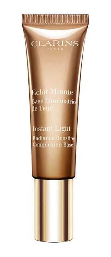 Clarins  Edizione Limitata Eclat Minute Base Illuminatrice De Teint 05 golden caramel