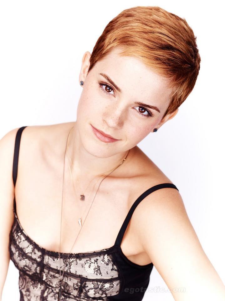 Un taglio e via: l'inizio della trasformazione di Emma Watson