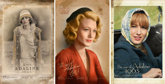 Un film romantico e... fashion! Age of Adaline è un vero e proprio excursus nel mondo della moda