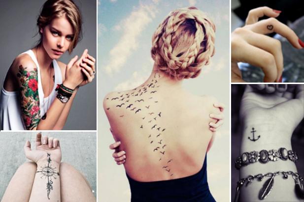 Qual è il tatuaggio più adatto a te?