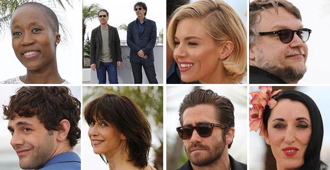 68° Festival di Cannes - la giuria