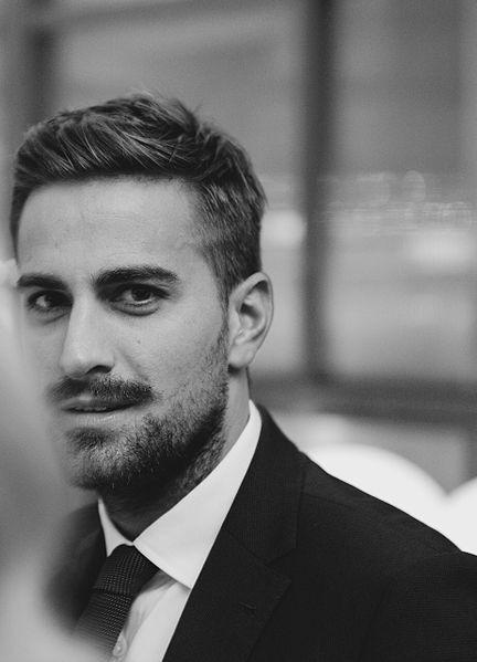 Fabio Borriello, fratello dell'ex di Belen e attuale fidanzato di Emma