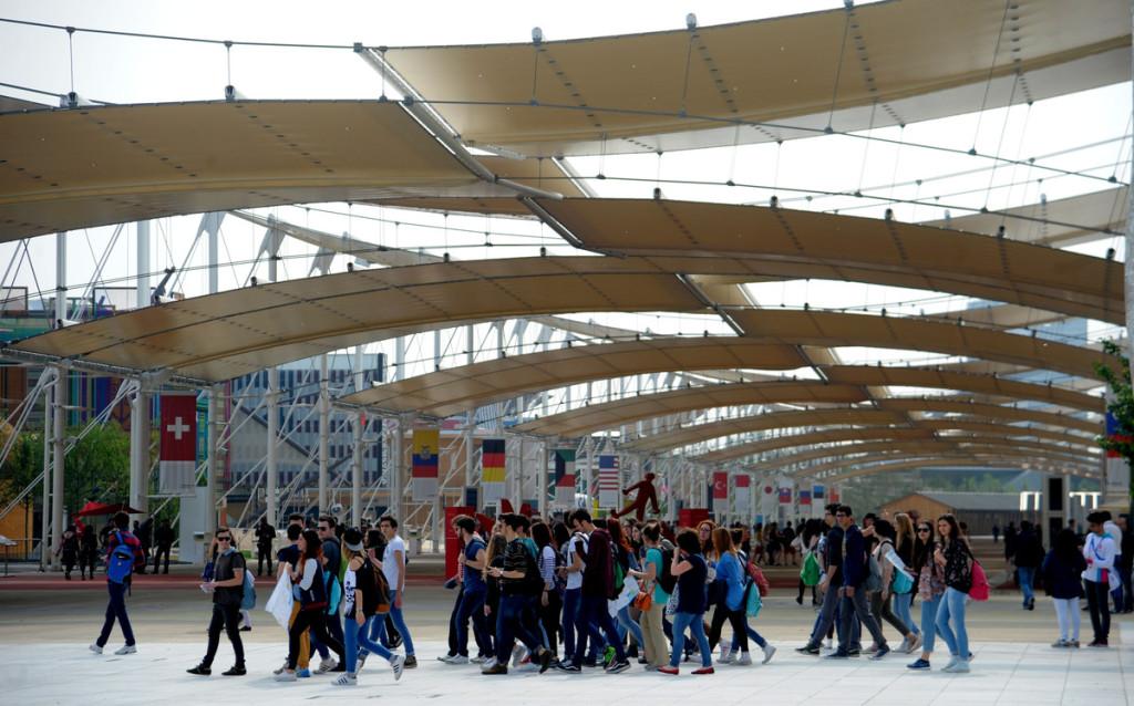 Expo Gates