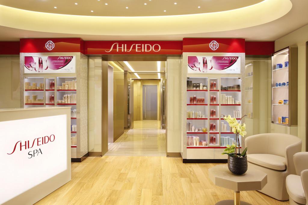 Esposizione Shiseido