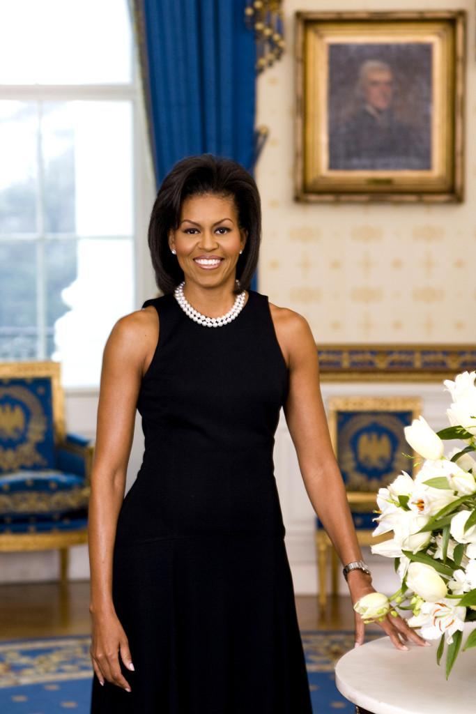 Michelle Obama nei primi anni alla Casa Bianca
