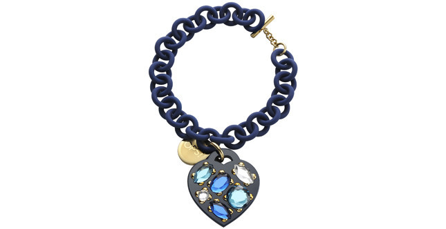 Bracciale con gemme colorate OPS OBJECTS