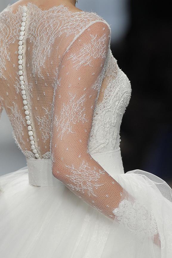 abito sposa Rosa Clarà
