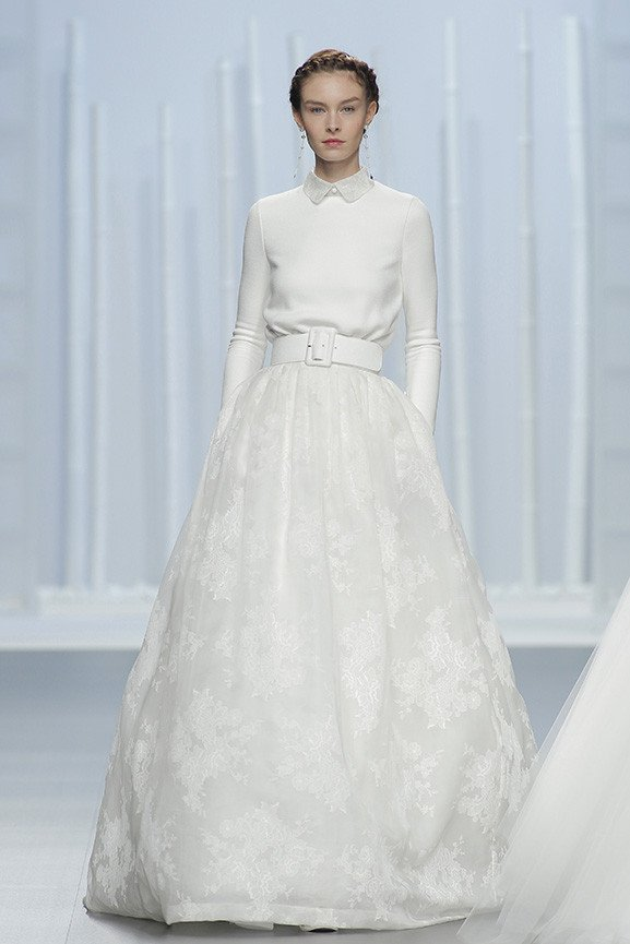 Rosa Clara abito sposa