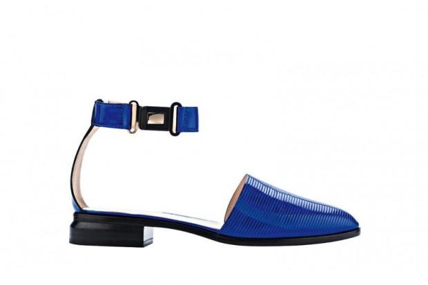 Scarpe-in-vernice-millerighe-e-pelle-metal-Emporio-Armani
