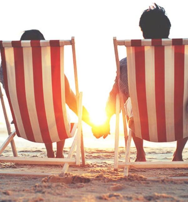 Relax al sole con Evita Sun Indicator