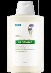 Shampoo riflessi argentati - Klorane all'estratto di Centaurea