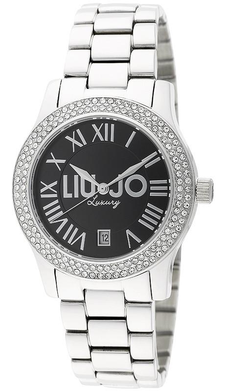 Infinity_ Collezione orologi donna, Steel Time : Infinity,diametro 37 mm in acciaio 316L anche in versione IP oro e IP oro rosa con fondo in acciaio a chiusura a vite, co