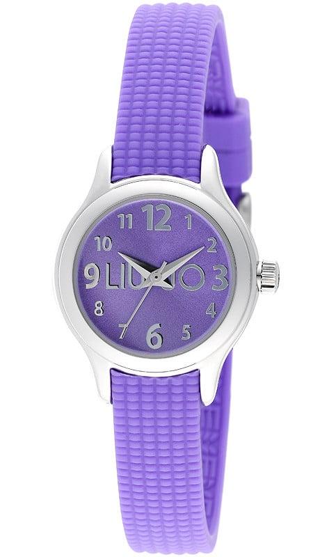 Twist_ Viola Come se fosse sempre Estate, le novità in silicone sono orologi vivaci e molto flessibili, ideali per essere indossati sempre anche per fare sport, piacciono perché sono leggeri e ultra colorati sono a prova di giochi in spiaggia.