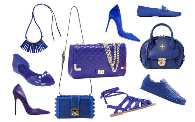 accessori blu