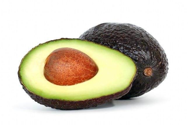 l' avocado è una fonte di fosforo