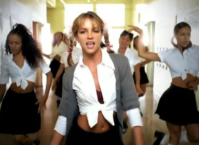 1999: esplode il Britney Spears con