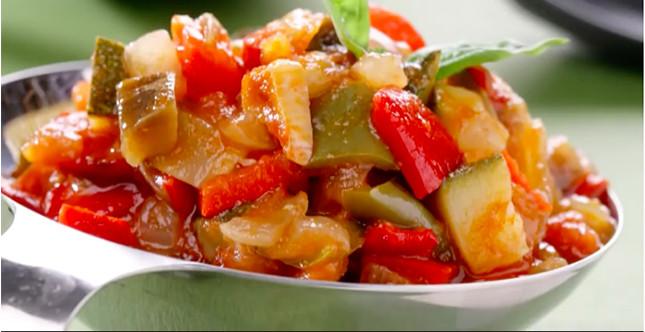 primi piatti a base di verdure o contorni light sono realizzati con Cookeo per una cucina rapida e sana, Immagine da: cookeo.moulinex.fr
