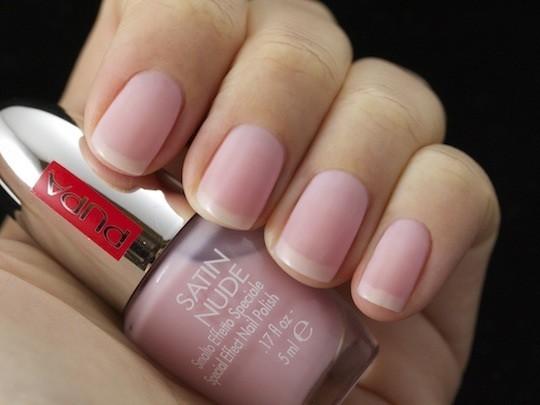 Smalto Satin Nude - 005 Pink di Pupa