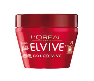 Maschera per capelli Color-Vive Elvive