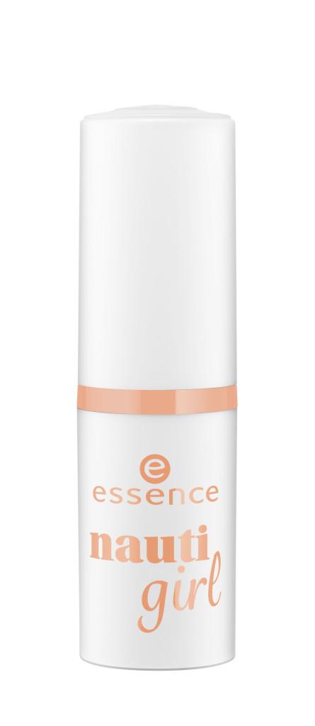 essence nauti girl – rossetto labbra lunga durata Disponibile nelle versioni: #02 crew first Prezzo: 2,89€*.