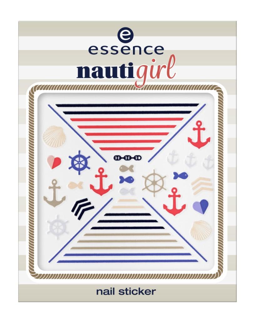 essence nauti girl – decorazioni adesive per unghie Disponibile nella versione: #01 hey sailor!. Prezzo: 1,69€*.