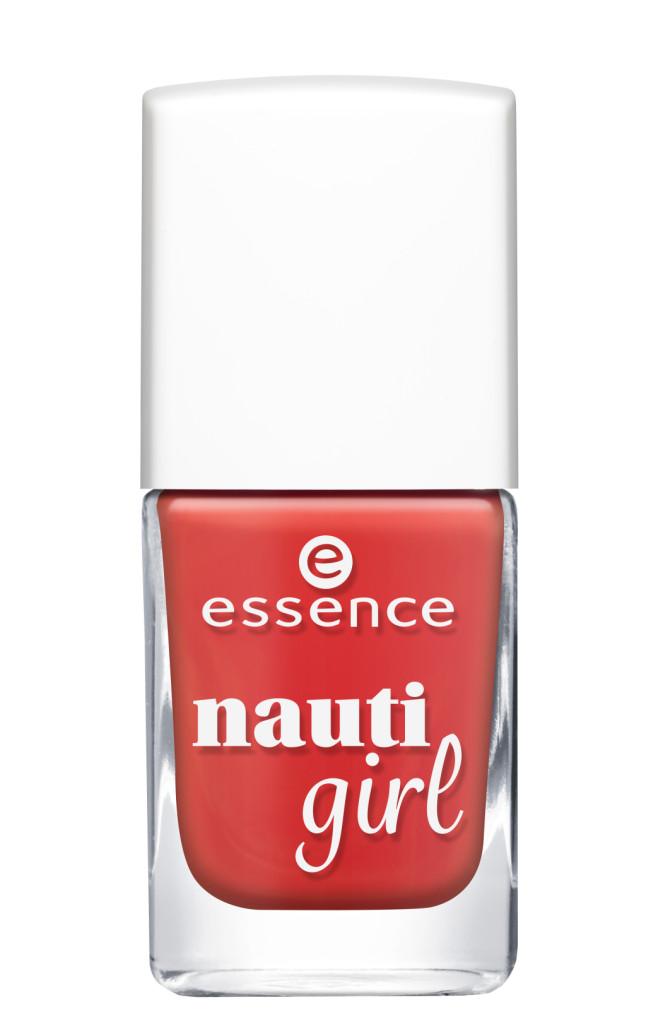 essence nauti girl – smalto unghie Disponibile nelle versioni: #03 miss navy Prezzo: 2,49€*.