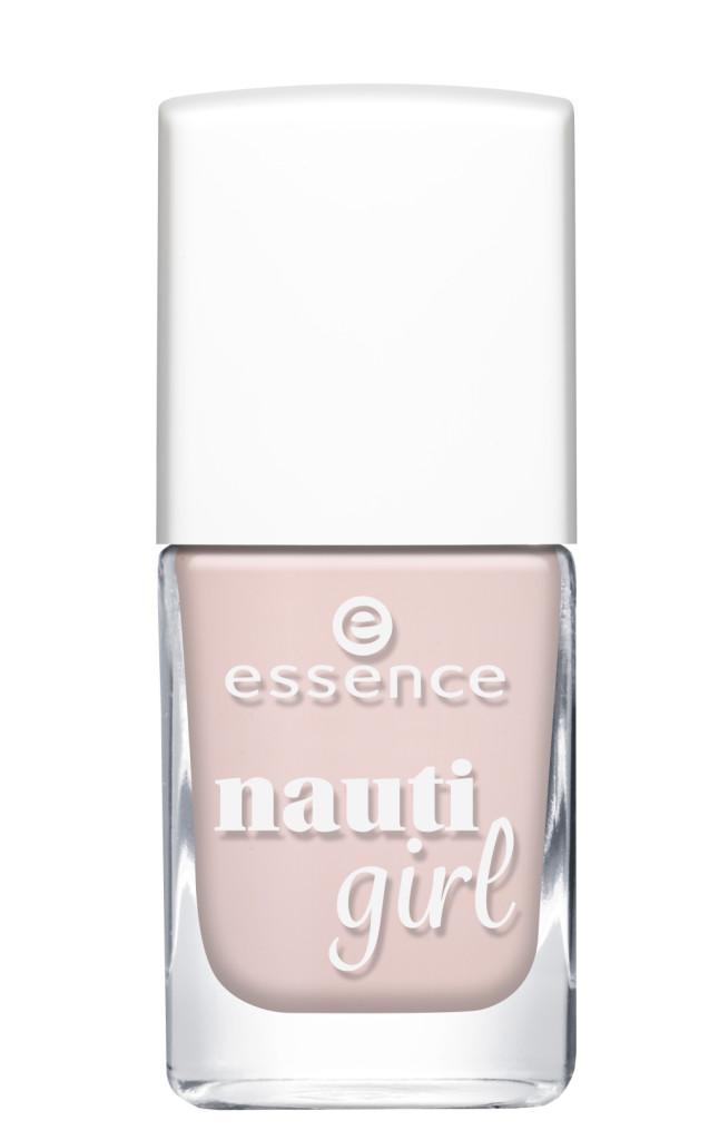 essence nauti girl – smalto unghie Disponibile nelle versioni: #04 crew first! Prezzo: 2,49€*.