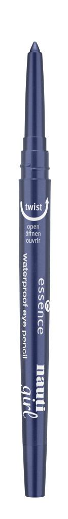 essence nauti girl – matita occhi resistente all'acqua Disponibile nella versione: #01 ahoy, boy! Prezzo: 3,79€*.
