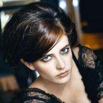 Eva Green e i suoi profondi occhi blu